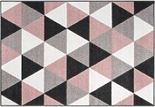 Andiamo Teppich Salamanca Altrosa-Grau 160 cm x