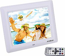 "Andoer 7""HD TFT-LCD Digitaler Bilderrahmen mit"