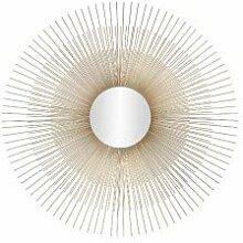 Andrea House–Spiegel Sonne gold Ø76x