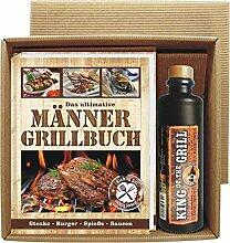 Andrea Verlag Das ultimative Männer Grillbuch