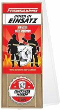 Andrea Verlag Feuerwehr Männer Immer im Einsatz