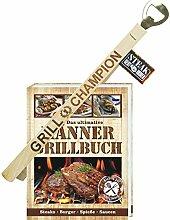 Andrea Verlag Männer Grill Profi Set's