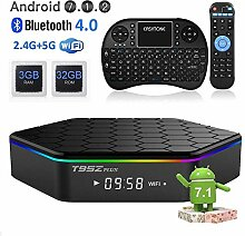 Android TV-Box 3 GB 32 GB, Android 7.1 TV-Box