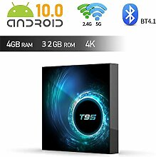 Android TV Box [4 GB RAM + 64 GB ROM], T95 Android