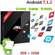 Android TV Box, Android 7.1 TV Box mit 3 GB RAM 32