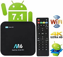 Android TV Box - VIDEN Android 7.1 Smart TV