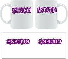 Aneurin-Grunge, Design-Becher aus Keramik,