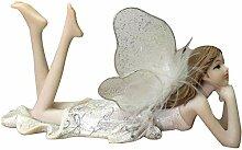Angel Doll Harz Dekoration, Pastorale Einfache
