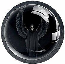 Angel of Death Schrankknauf, 4 Stück, aus