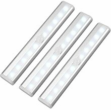 AngelaKerry 3er Set 10 LED Batterie