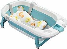 angelHJQ Faltbare Badewanne, Baby- und