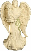 Angelstar Precious Platinum Figur Tisch Top, Mehrfarbig