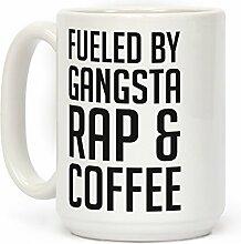 Angetrieben von Gangsta Rap & Kaffee weiß