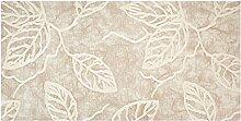 Angora Teppiche Velvet Teppich Acryl beige