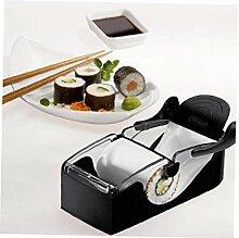 Angoter 1set Magie Sushi-roll-Maschine DIY Reis