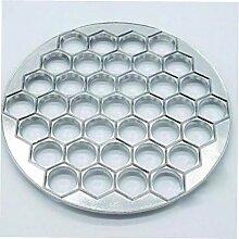 Angoter 37 Löcher Mehlkloß Form Werkzeuge