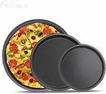 Angoter 8-Zoll-Premium-Non-Stick Pizza Pan