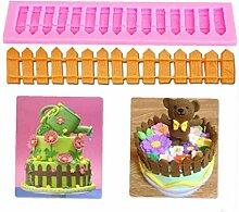 Angoter Kuchen, die Werkzeuge Zaun