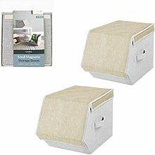Anika 66759 Aufbewahrungsbox, klein, stapelbar,