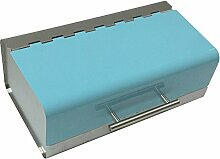 Anika Brotbox, rechteckig blau