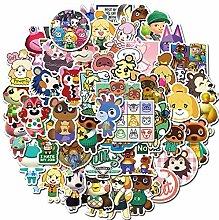 Animal Crossing Dekoration Aufkleber 50 Animal