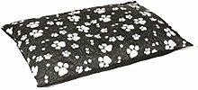 Animal Instincts Hund Matratze schwarz Pfoten groß 15cm x 150cm x 100cm 3000g