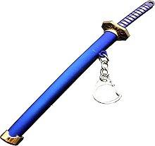 Anime Cosplays Samurai Messer Schwert Modell Prop