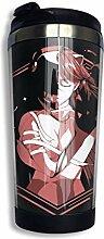 Anime & Elfen Lied - Lucy Anime Kaffee Reisebecher