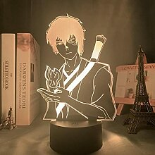 Anime Lichter 3d Led,Geburtstagsgeschenk Avatar