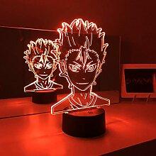 Anime Lights 3D LED Darling in The Franxx 3D Lampe