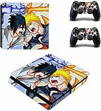 Anime PS4 Slim Skin Aufkleber Für PlayStation 4