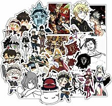 Anime Stickers Black Clover Quarter Knights