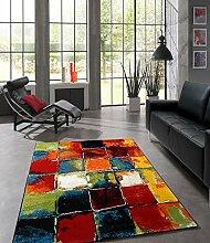 Anka Design Teppich Wohnzimmer Modern Splash Belis