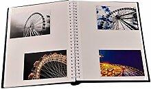 Anker Ringbuch-Fotoalbum, selbstklebend, mit