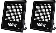 Ankishi 100W LED Strahler Außenstrahler,10000LM