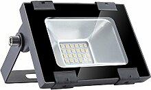 Ankishi 20W LED Strahler Außenstrahler,2000LM