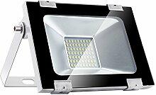 Ankishi 30W LED Strahler Außenstrahler,2400LM
