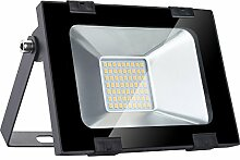 Ankishi 30W LED Strahler Außenstrahler,3000LM