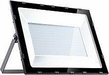 Ankishi 500W LED Strahler Außenstrahler,50000LM
