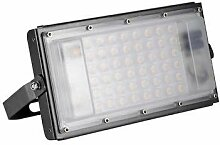 Ankishi,50W LED Strahler Außenstrahler, Superhell