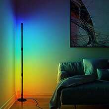 Ankishi LED Stehlampe Dimmbar mit Fernbedienung,