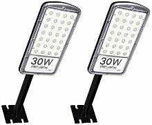 Ankishi,LED Straßenlaterne, 30W