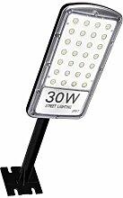 Ankishi,LED Straßenlaterne, 30W Straßenlampe