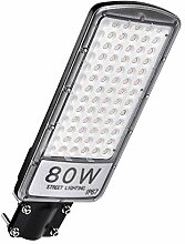 Ankishi,LED Straßenlaterne, 80W Straßenlampe