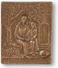 Anna - Annika * kleine Geschenkidee Weihnachten * Namensplakette / Relief / Plakette * Grösse:13 x 10 cm