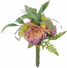 Anna Homey Decor Künstliche Blumen 3 Blüten