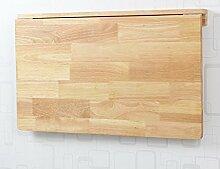 Anna Massivholz Wand Tisch Falttisch Esstisch Wand