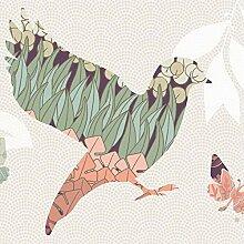 Anna Wand Bordüre selbstklebend Dream Birds -
