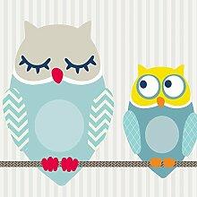 Anna Wand Maxi-Bordüre Selbstklebend Summer Owls
