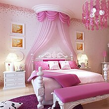 ANNDEEW Blüten rosa Romantik Wallpaper Hintergrundbilder warme Schlafzimmer umweltfreundliche Vliesstoff Blumenkind wallpaper , petal wallpaper